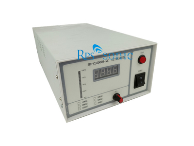 High Frequency Ultrasonic Welding Power Supply Plastic Welding