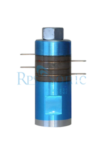 Ultrasonic Transducer 30Khz para Ultrasonic corte Probe